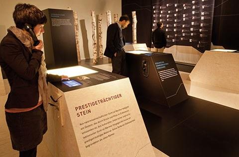 Galeriegrab der spätneolithischen Wartberggruppe