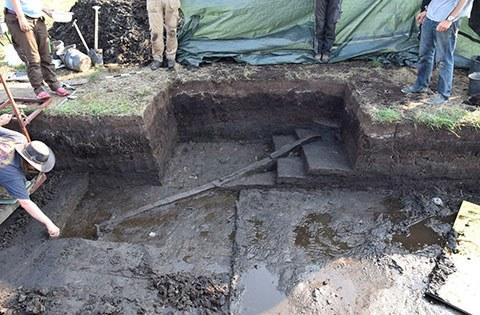 Feldforschung und Ausgrabungen im Westlichen Oldenburger Graben