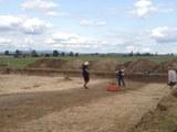 Bodenradarmessungen in Vráble