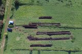 Luftbild Duvensee