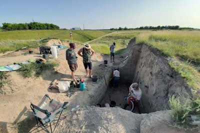 Excavation Sultana