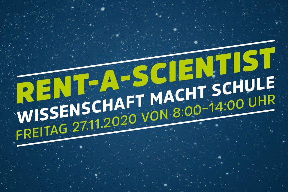 Rent-a-Scientist