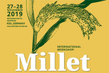 "Workshop ""Millet and what else? The wider context of the adoption of millet cultivation in Europe""."