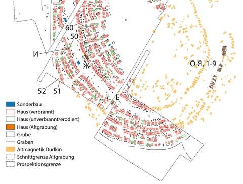 D1 Grafik Siedlungsplan