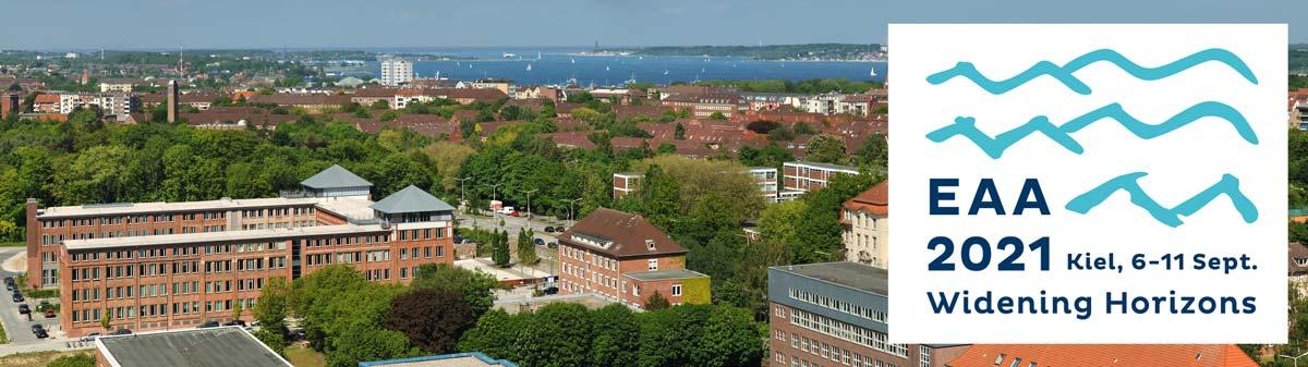 Ausblick auf Kiel