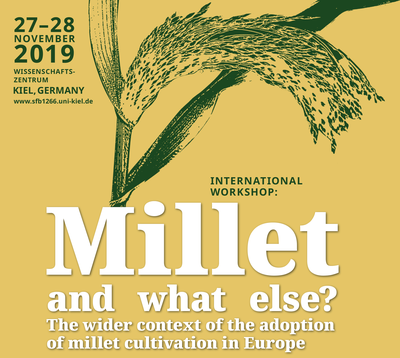 Millet And what else? International Workshop