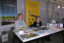 The CRC 1266 at the German Congress for Geography at Kiel