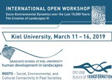 International Workshop: Scientific programme and Poster awards