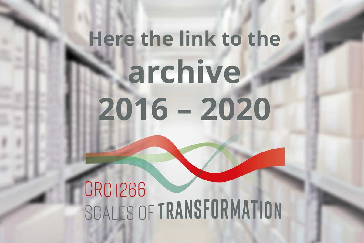 Archive 2016 bis 2020
