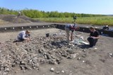 Ausgrabung Moldawien