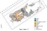 Umzeichnung von Haus 44 der Mega-Site Maidanetske