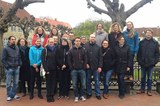 Die Promovierenden in Schleswig