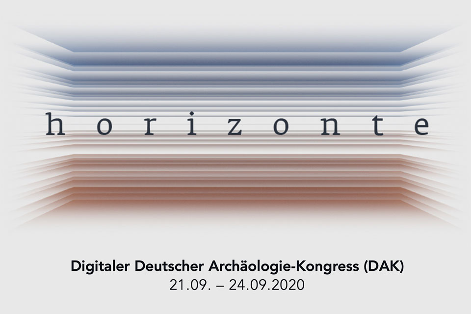 Deutscher Digitaler Archäologie-Kongress 2020