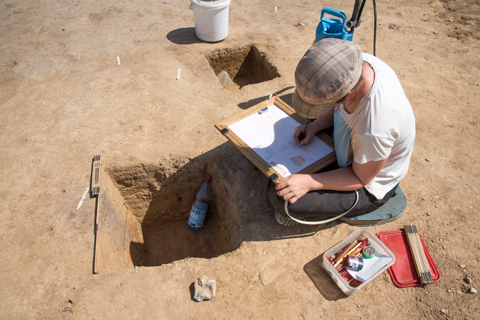 SFB1266 Bornhöved Excavation