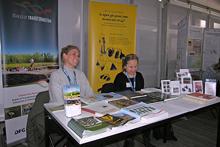 Der SFB 1266 beim Deutschen Kongress für Geographie in Kiel