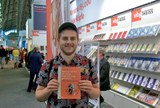 Buchmesse Frankfurt J. Fischer