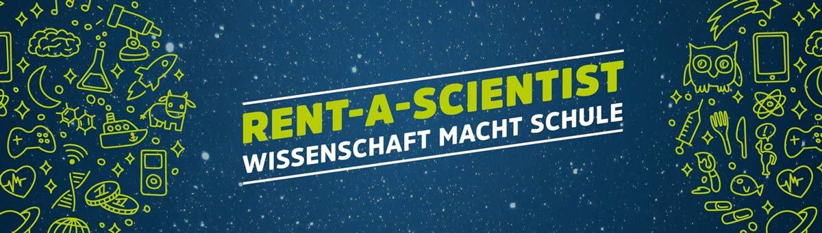 Teaser-Bild Rent a Scientist
