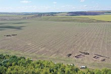 Ausgrabungen in Moldawien