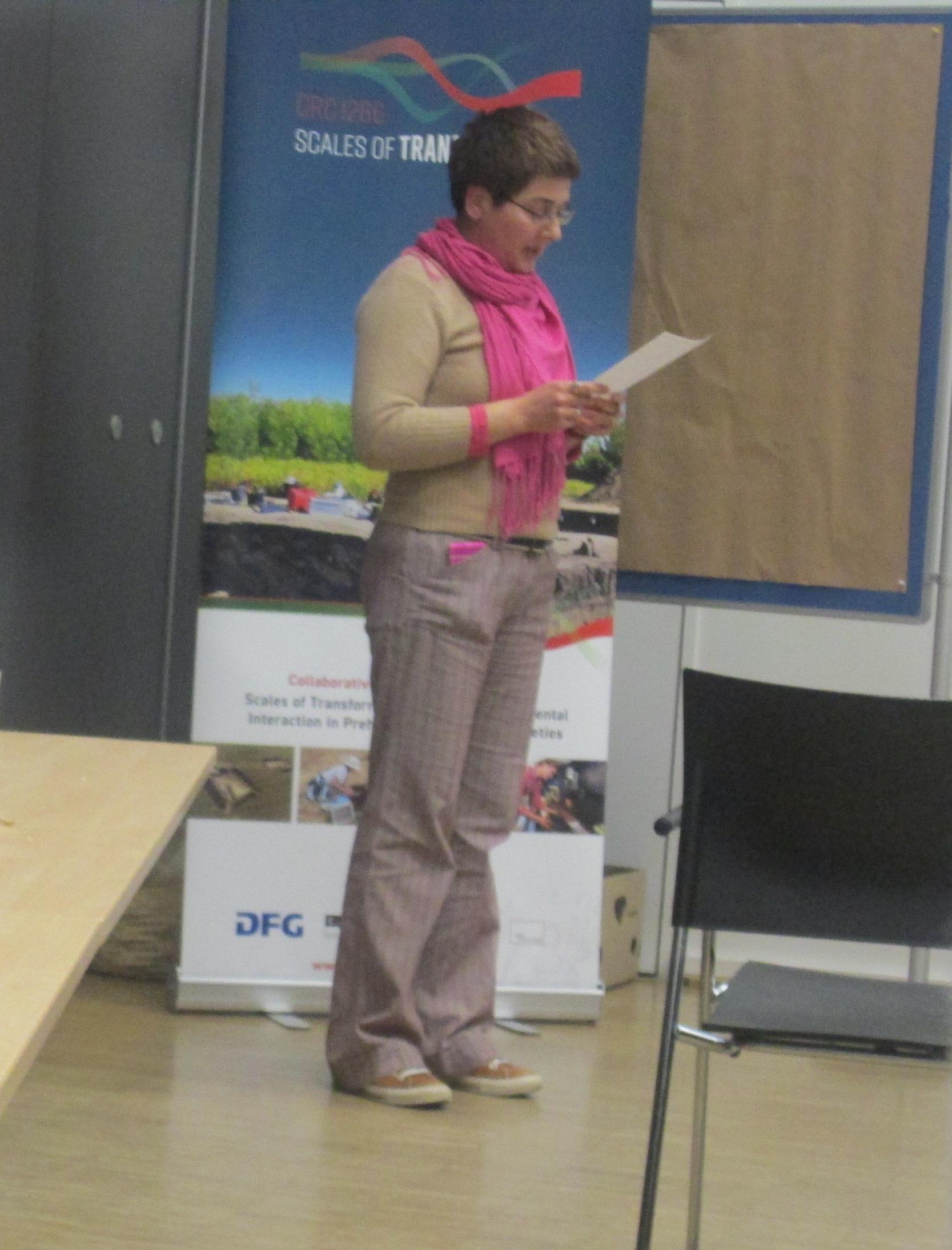 Millet Workshop Session