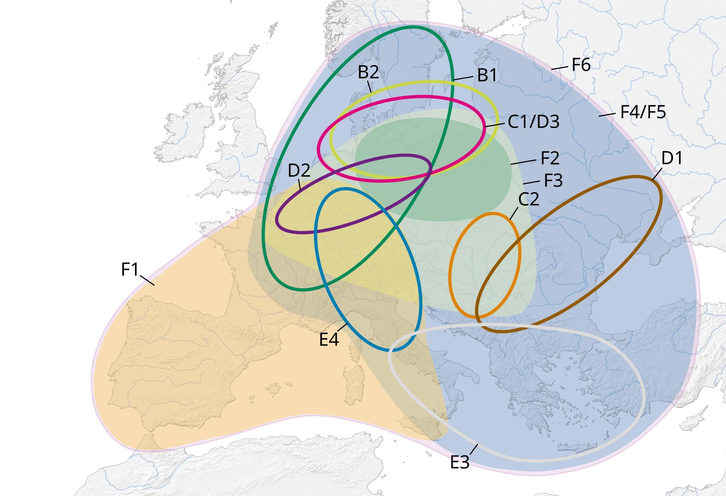 Map Interlinkage