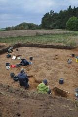 Excavation at Dobbin 2019, Mecklenburg-Vorpommern