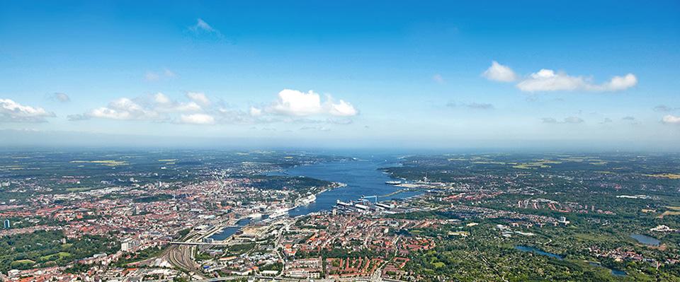Kiel form above