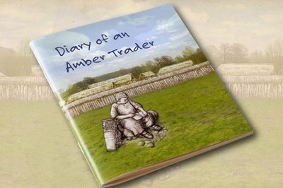 Title photo of the diary