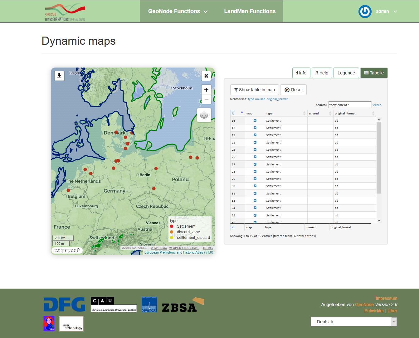 LandMan Geodataportal